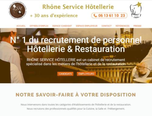 Rhône Hôtellerie